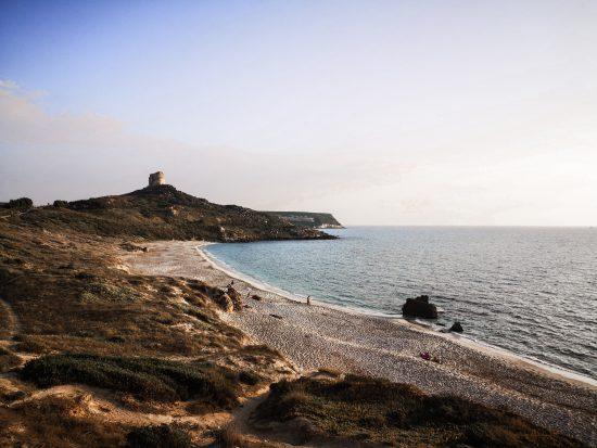Spiaggia di Capo San Marco