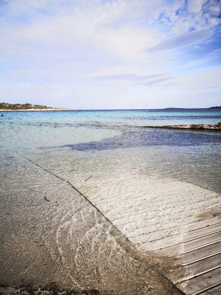 La Maddalena - Spiaggia del Relitto