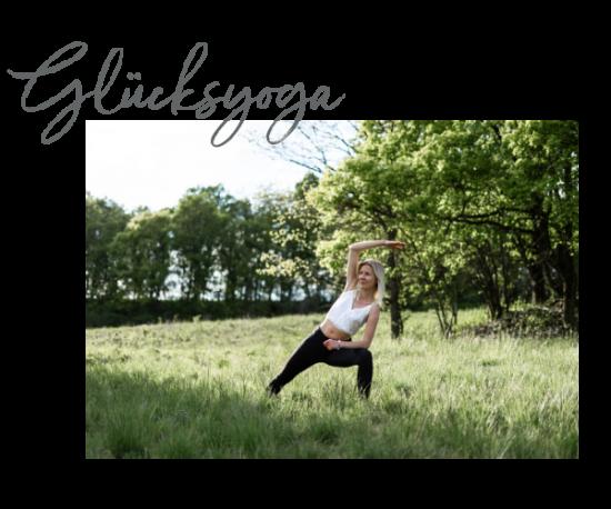 Yoga für mehr Glück im Alltag